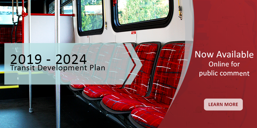 Transit Development Plan [2019 - 2024]