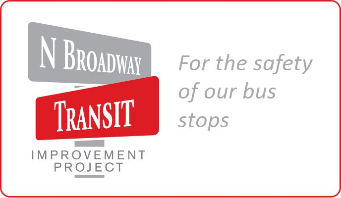 North Broadway Transit Improvement Project