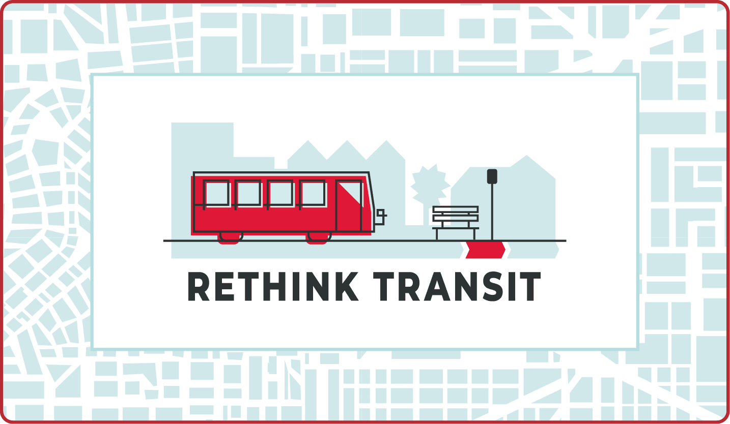 Rethink Transit Home Spotlight